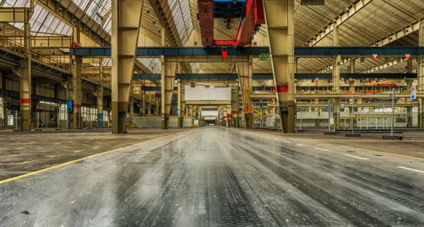 Asset inspection of large spaces, interiors and exteriors, are possible with tools such as a 360 camera.