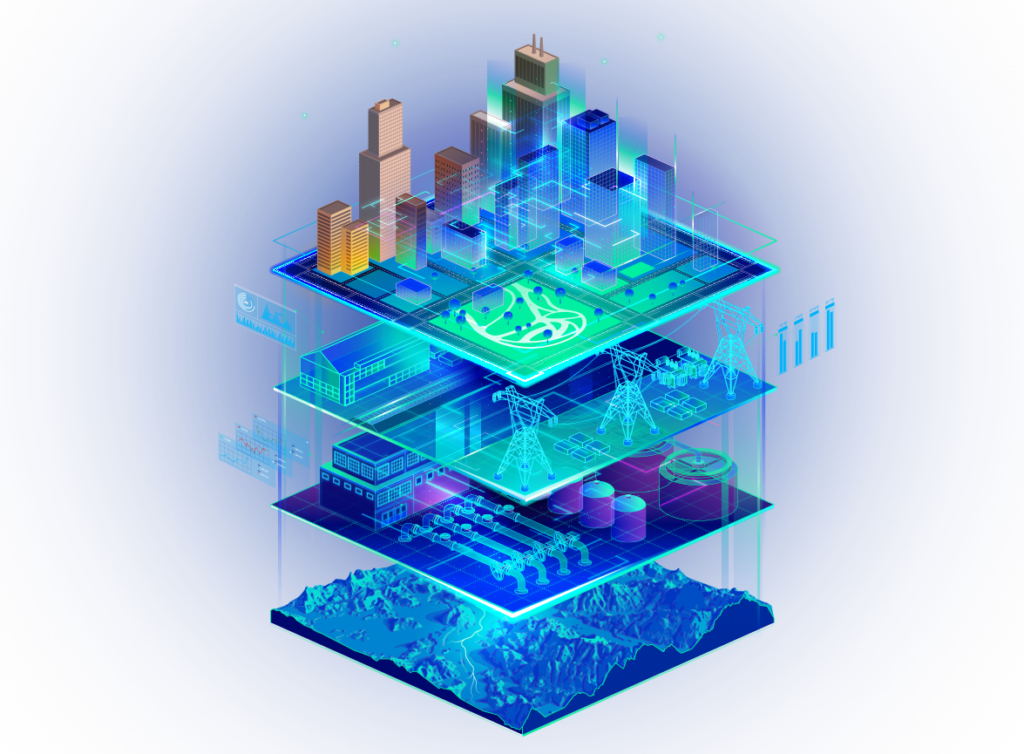 digital twin solutions and smart cities