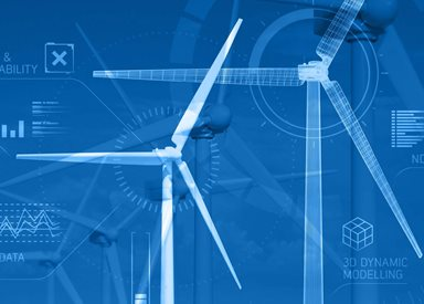 digital twin solutions for energy, wind turbines