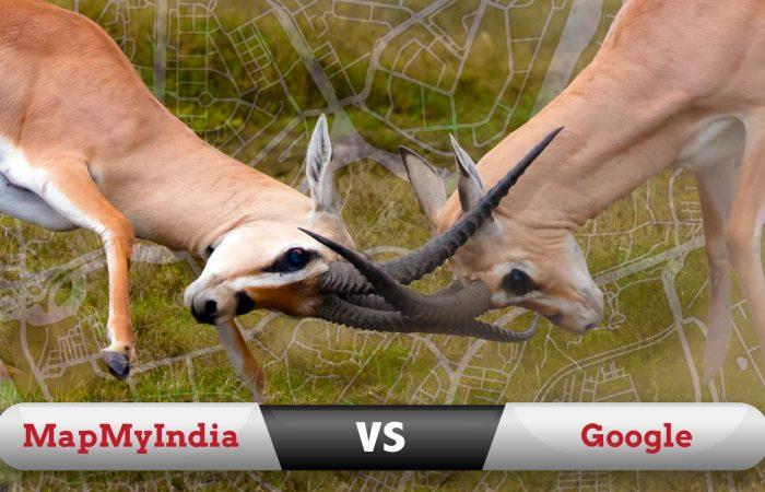 mapmyindia vs googlemaps