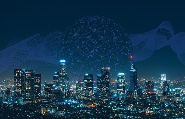 smart cities in the world, interconnected
