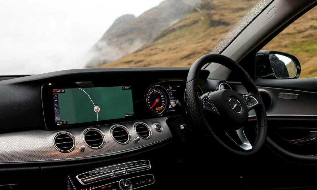 GPS drift can occur and affect GPS accuracy in cars, including self driving cars.
