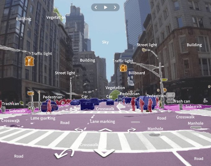 Mapillary is one of the many alternatives to Google Maps and is considered one of the best maps online to date.