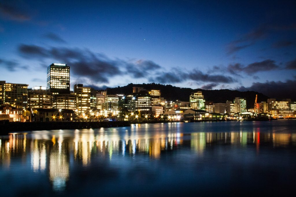 Wellington, New Zealand is an up and coming Smart City of the world.